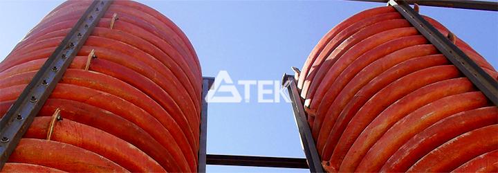 GTEK Spiral Separators