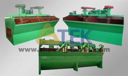 GTEK Flotation Cell