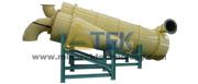 GTEK Gravity Feed Three Product Dense-Medium Cyclone
